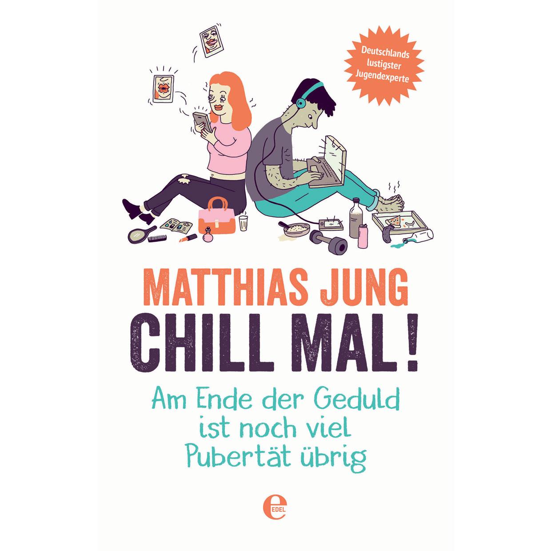 "Erziehungstipps im Buch ""Chill mal"""